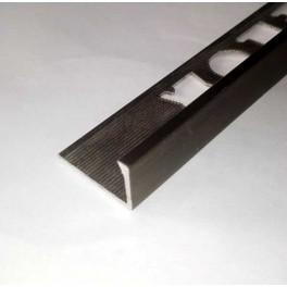 Lišta L - hliník eloxovaný stříbrný (ECO)
