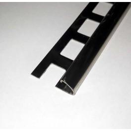 Lišta obloučková - nerezová (ECO) 3m