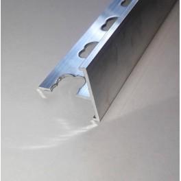 Terasový profil - eloxovaný hliník