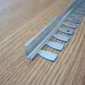 Lišta L ohýbací - hliník eloxovaný