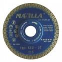 Diamantový kotouč MAXILLA KCO - 27